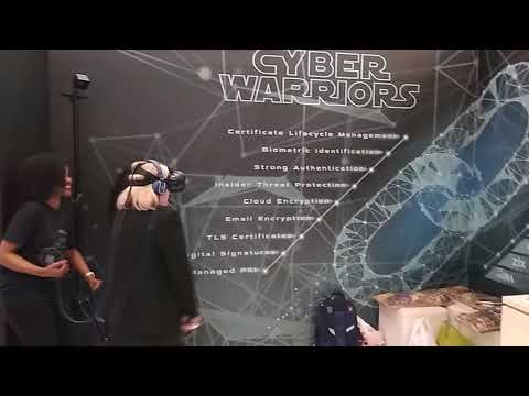 Star Wars Virtual Reality Activation