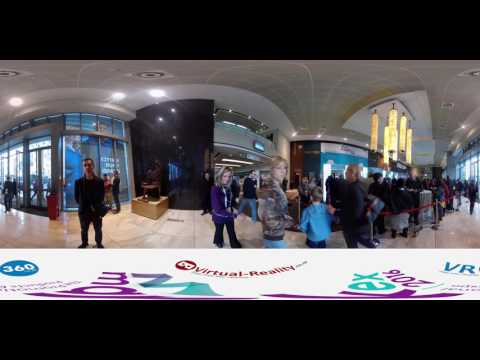 Markex Sandton Convention Center 2016 - 360° Video