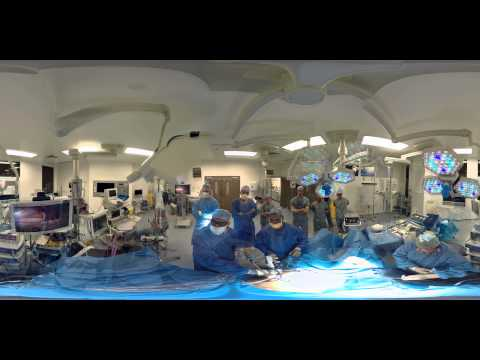 Surgical Training in 360-Degree Virtual Reality for Oculus Rift (with intro + narration)