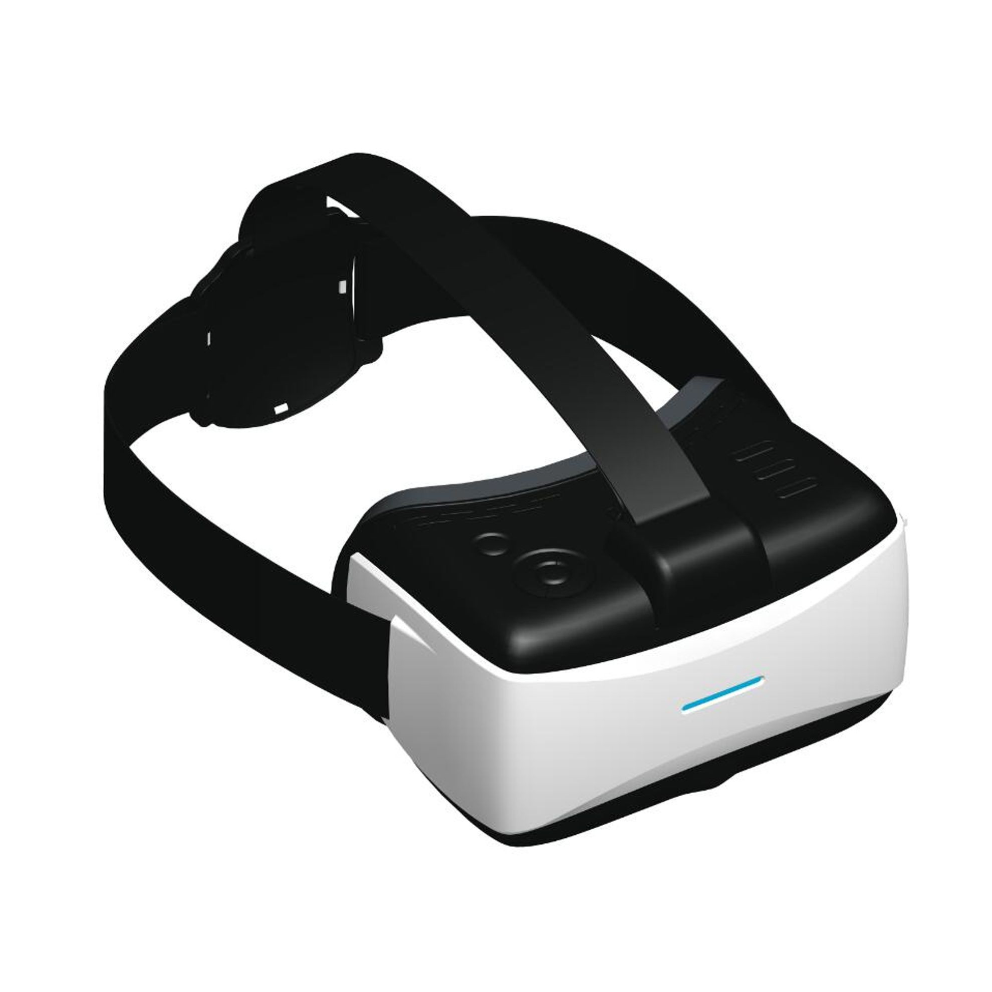 be4744c53af Virtual Reality Headset with WIFI Android - Dorry HA554 - Virtual ...