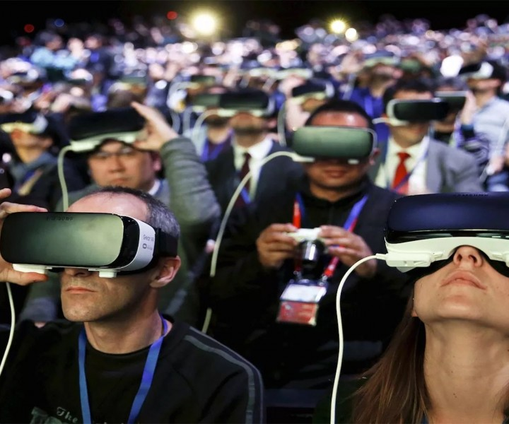 Virtual Reality in Improving Business