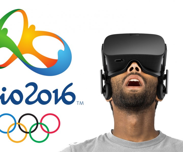 olympic games 2016 virtual reality