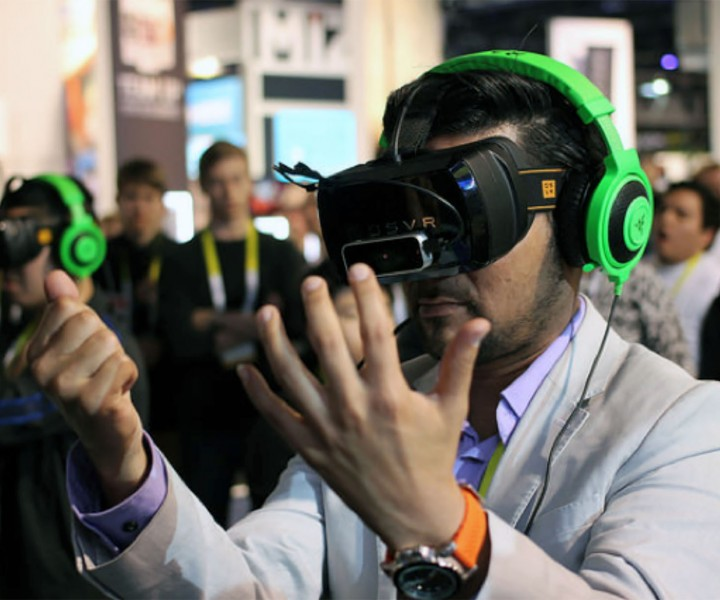 virtual reality brand activations