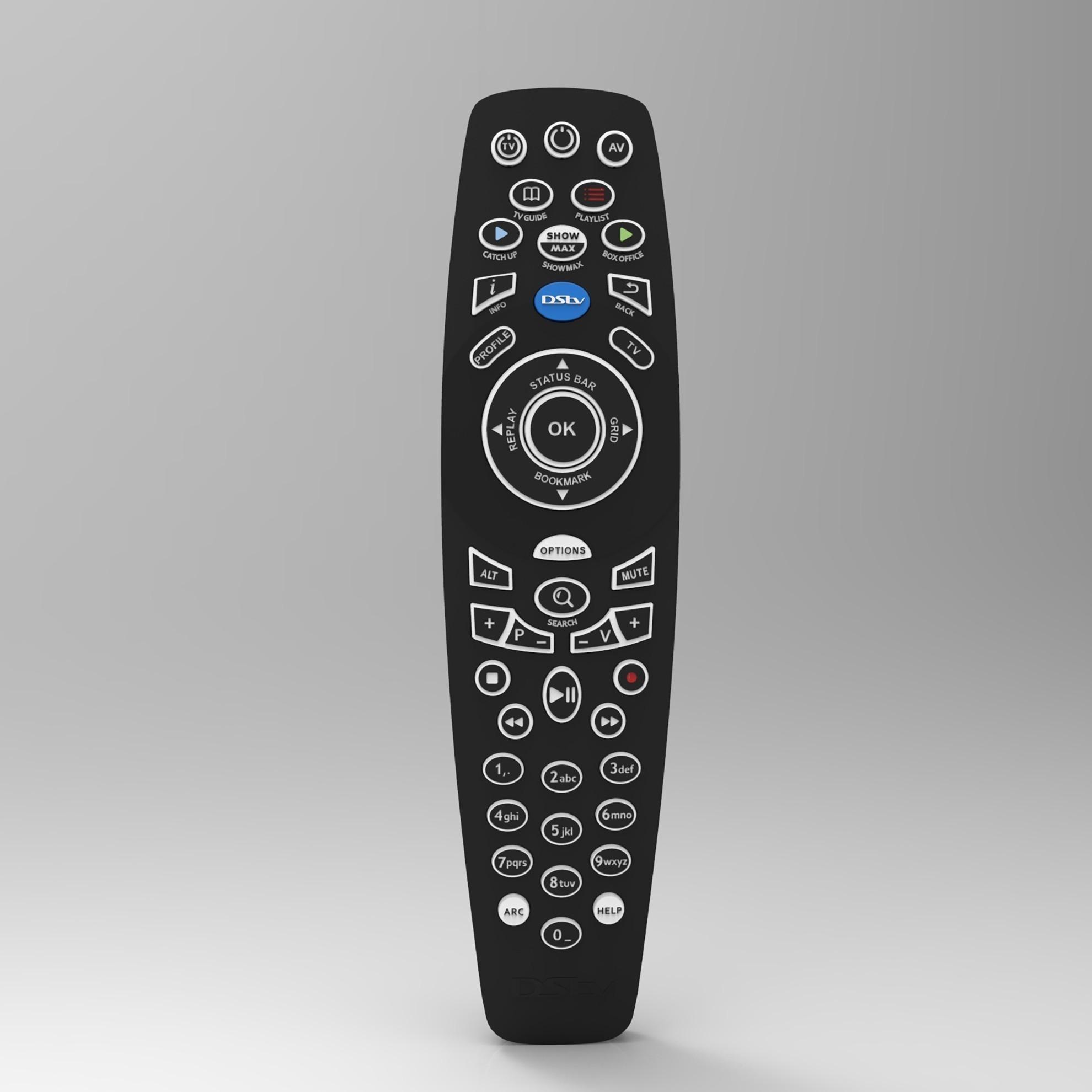 3D-DSTV-Remote