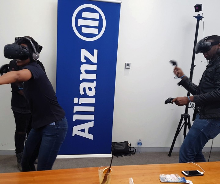 virtual reality rentals events