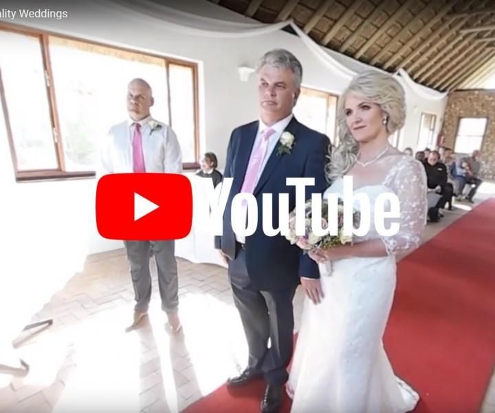 360 wedding video