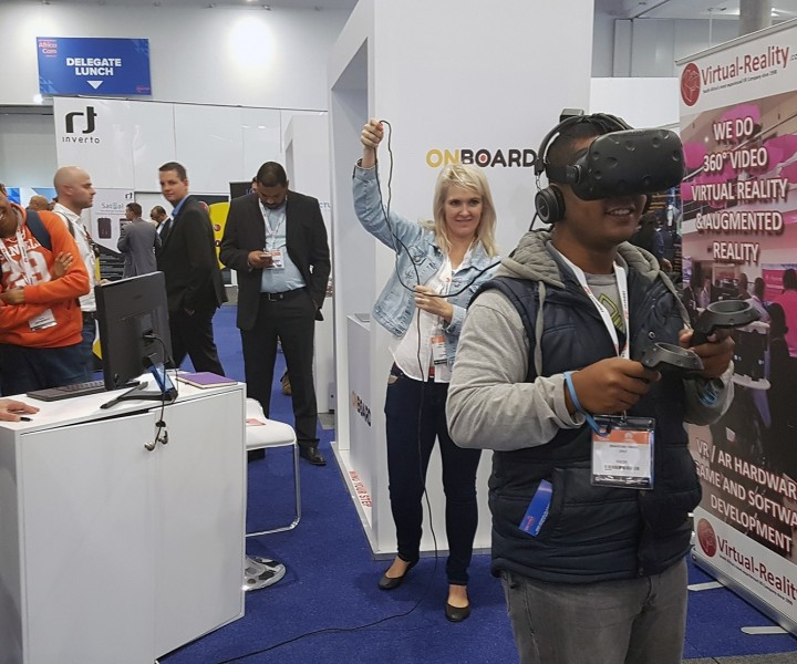 virtual reality events south africa