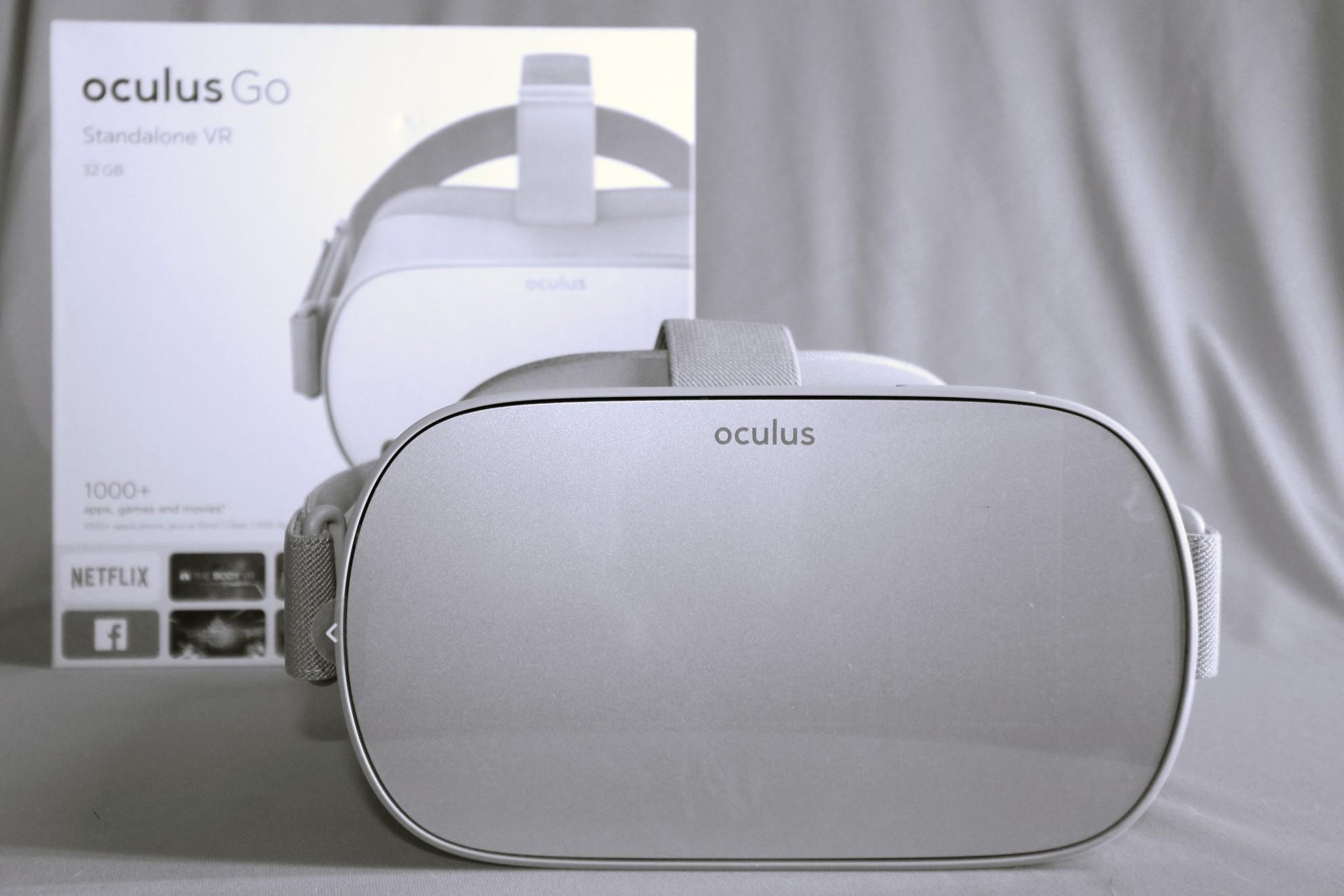 b18e8f4c953 Oculus Go - Virtual Reality
