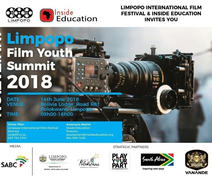 2018 Limpopo Youth Summit Invite