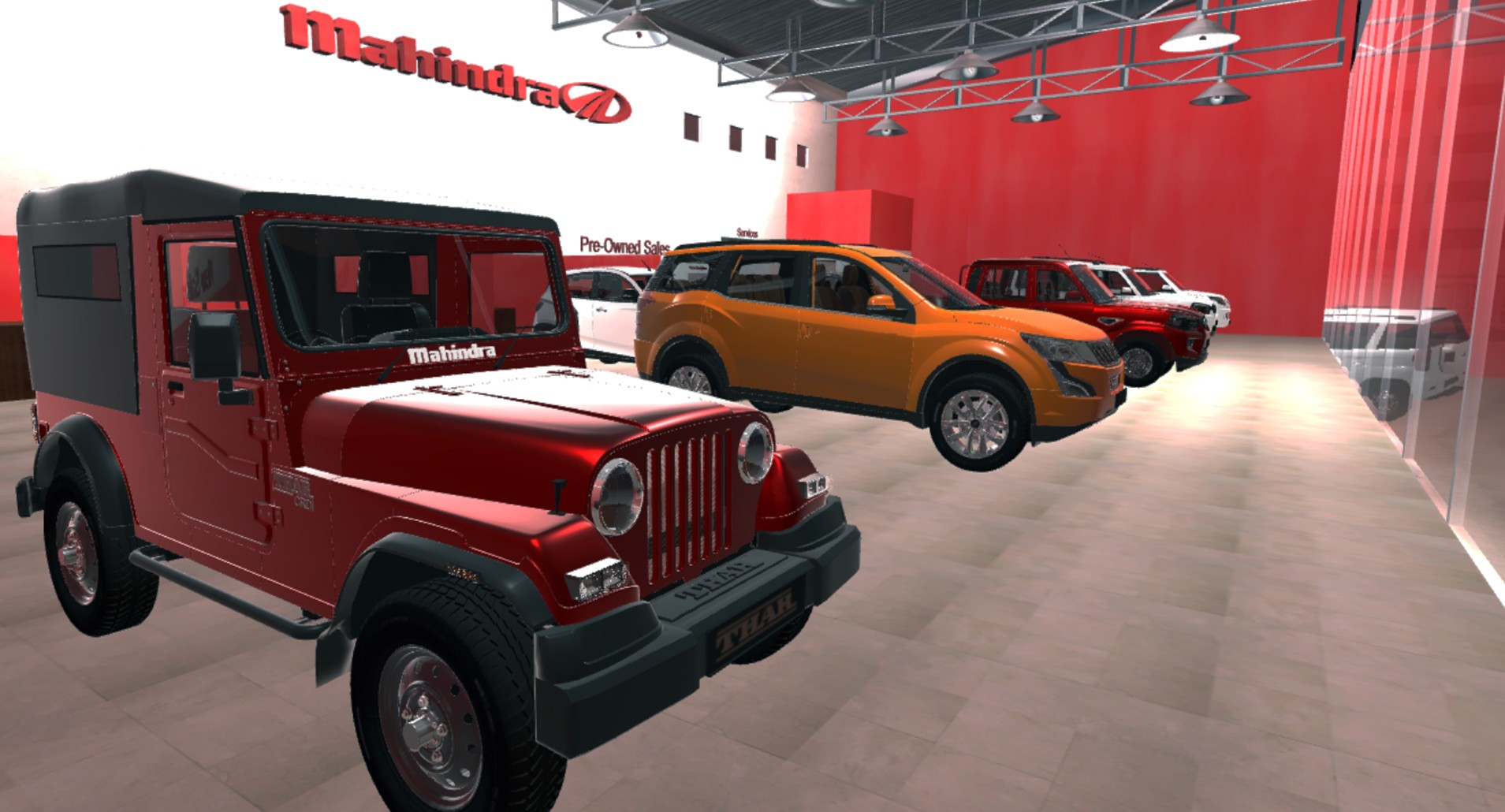 mahindra-dealership-virtual-reality