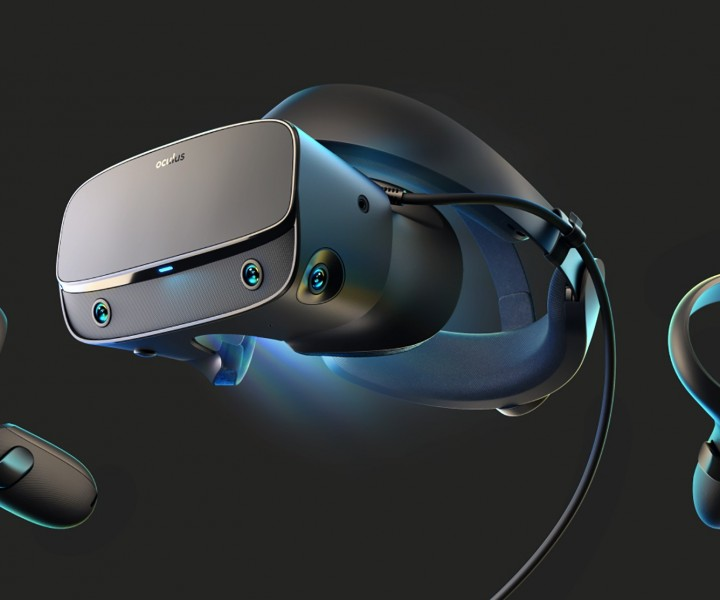oculus rift s virtual reality