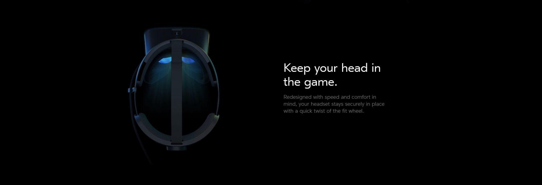 Oculus Rift S Virtual Reality Headset Unveiled - Virtual Reality
