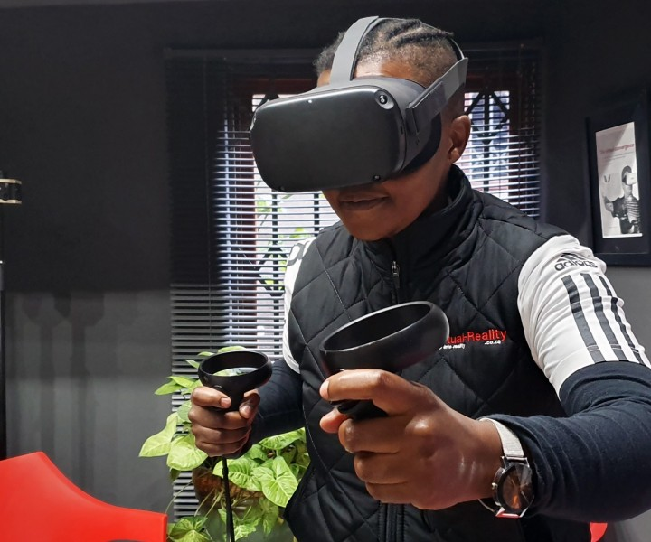 virtual reality internship programme south africa