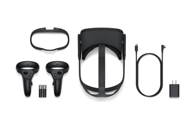 oculus quest for hire