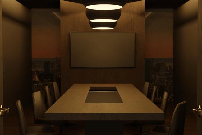 virtual reality boardroom