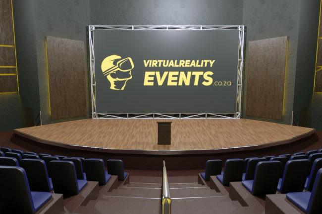 virtual reality press conference