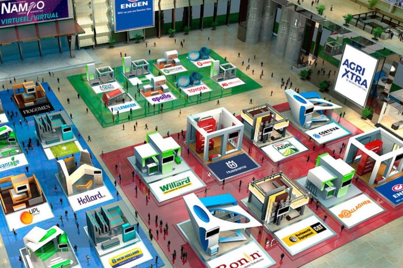 nampo virtual exhibition