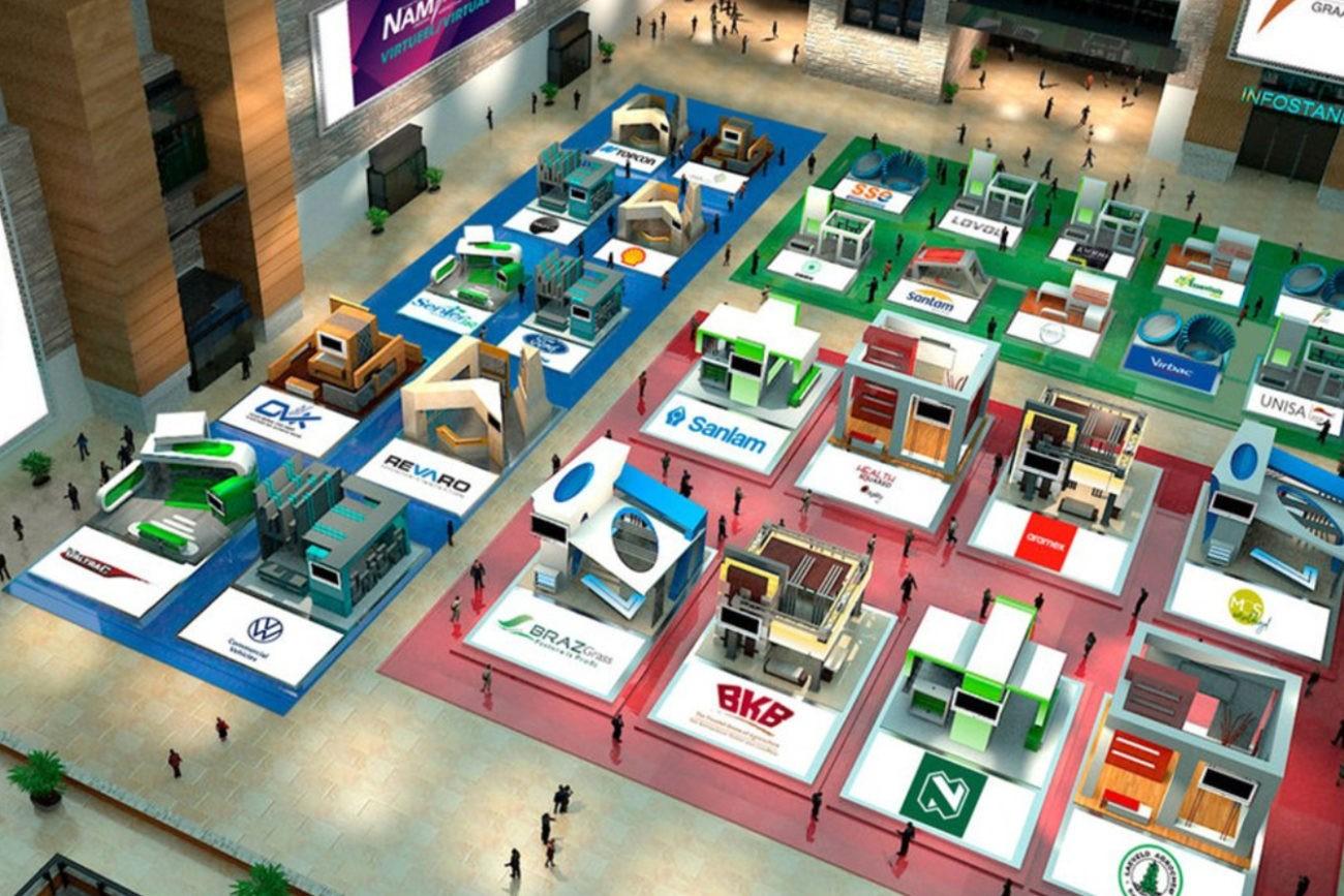 nampo virtual expo south africa